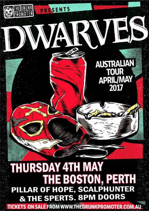 dwarves perth