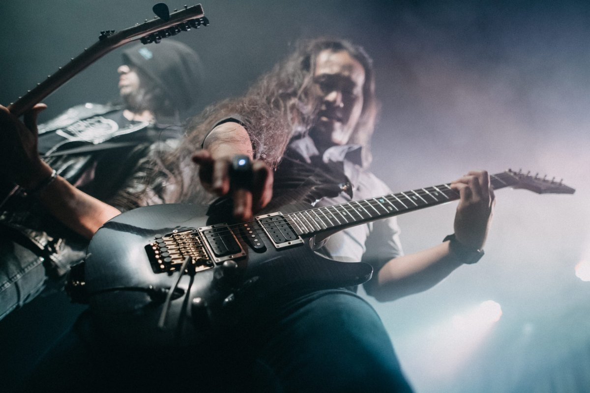 Dragonforce - Gig Review & Photo Gallery 20th June @ Capitol, Perth WA