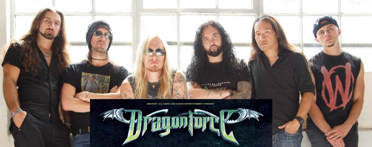 Dragonforce - Gig Review 24th June @ Manning Bar, Sydney NSW