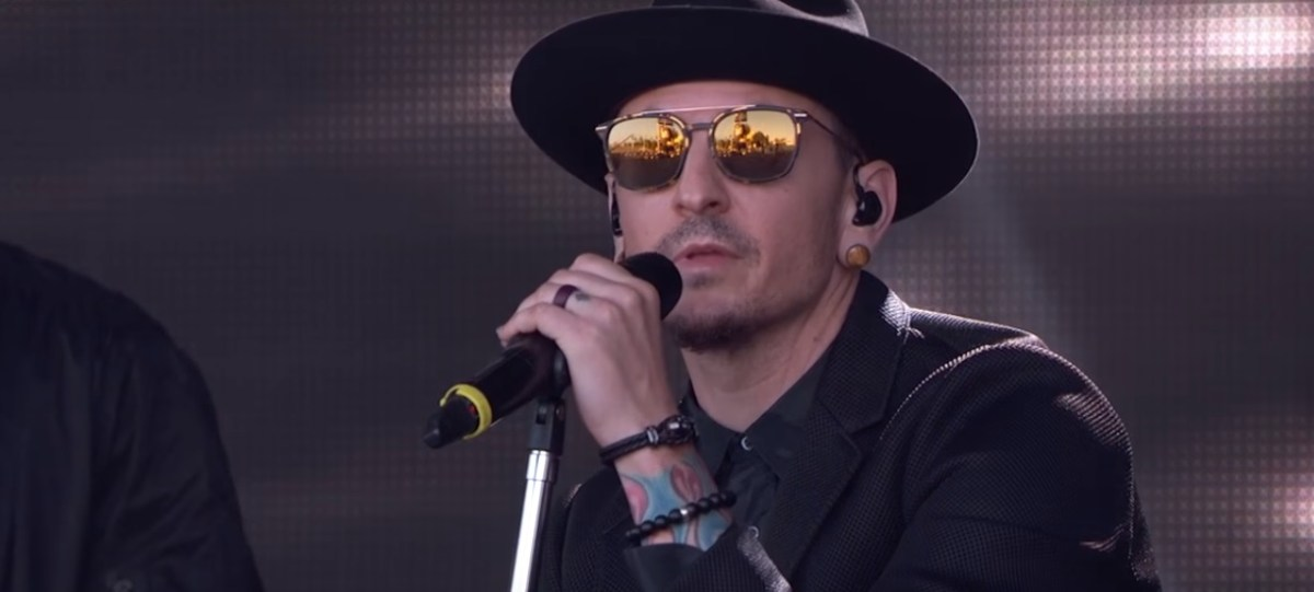 Linkin Park frontman Chester Bennington Dead at 41