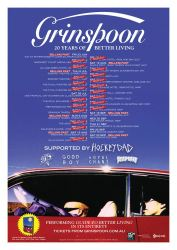grinspoon tours