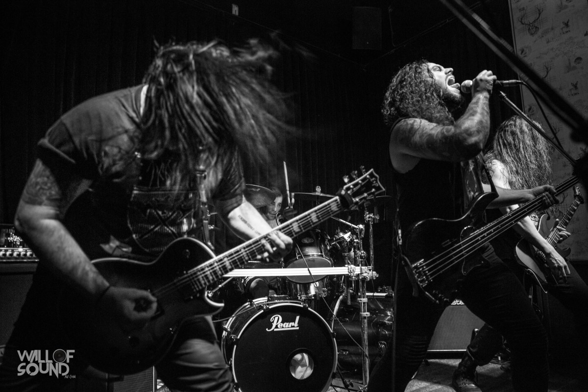 Earth Rot - Photo Gallery 18th August @ Rosemount Hotel, Perth WA