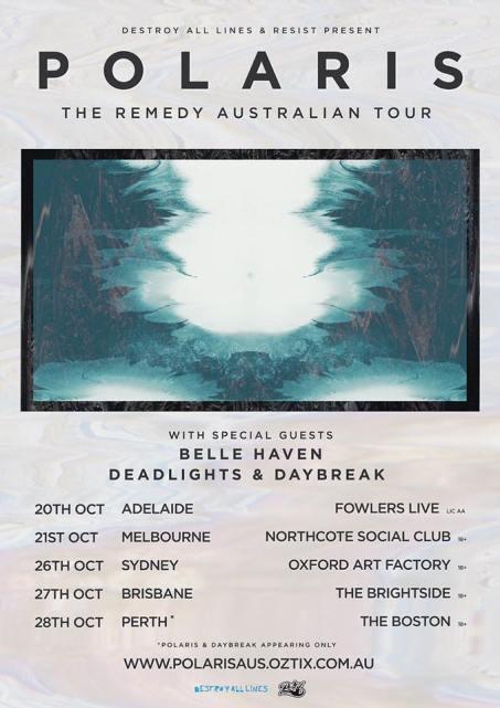 polaris remedy tour