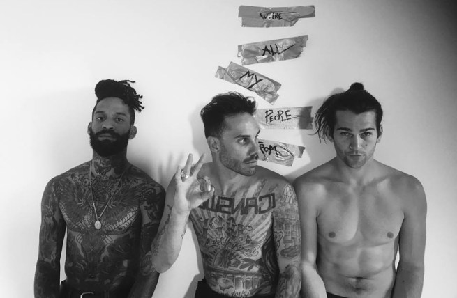 Fever 333 Band Strength In Numb33rs Debut Album
