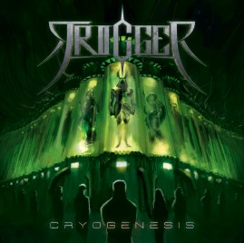 Cryogenesis Cover Art