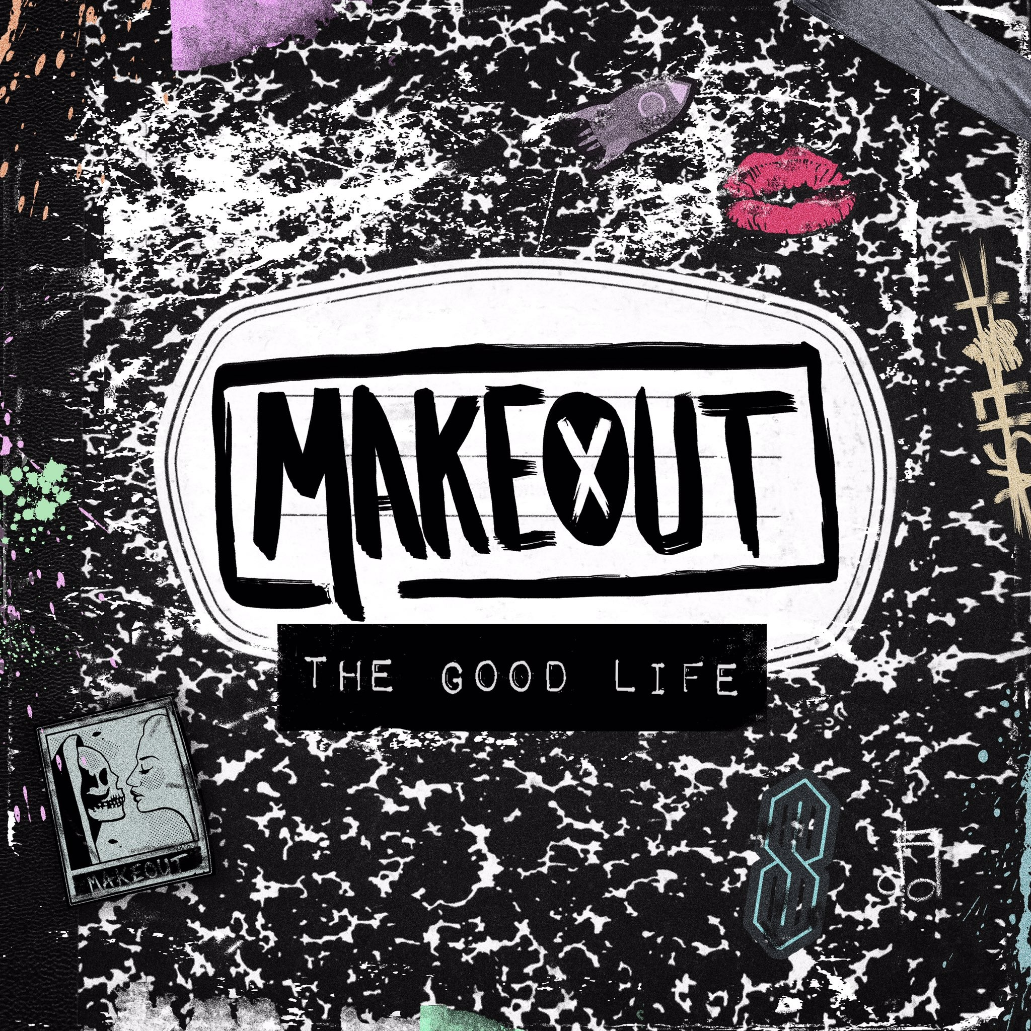makeout the good life album cover