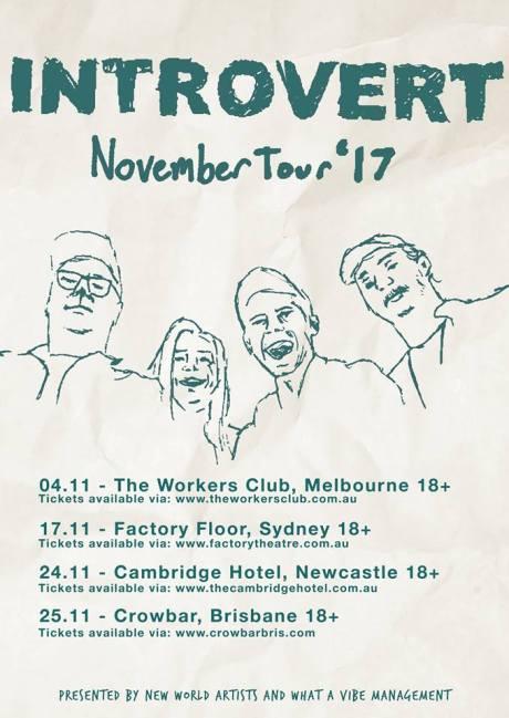 introvert tour