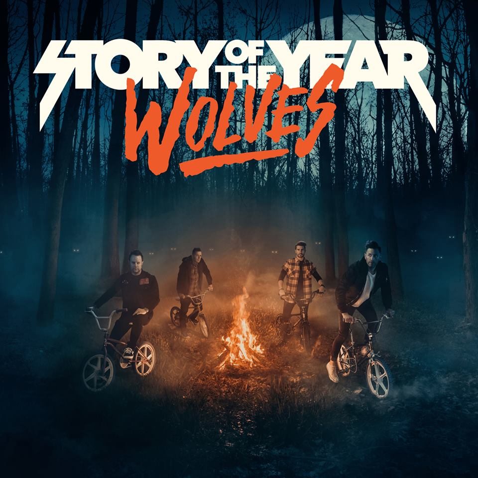 Story of the Year - Wolves (Album Review)