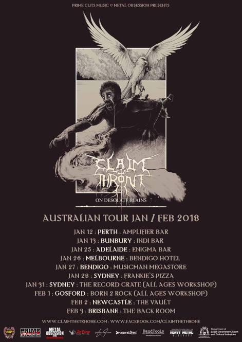 CTT 2018 Tour