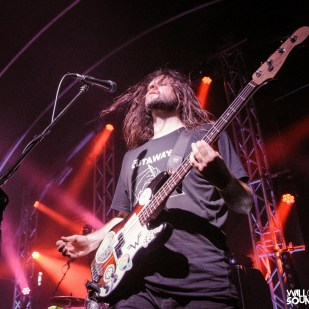 The Bennies at Triffid-14