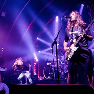The Bennies at Triffid-19