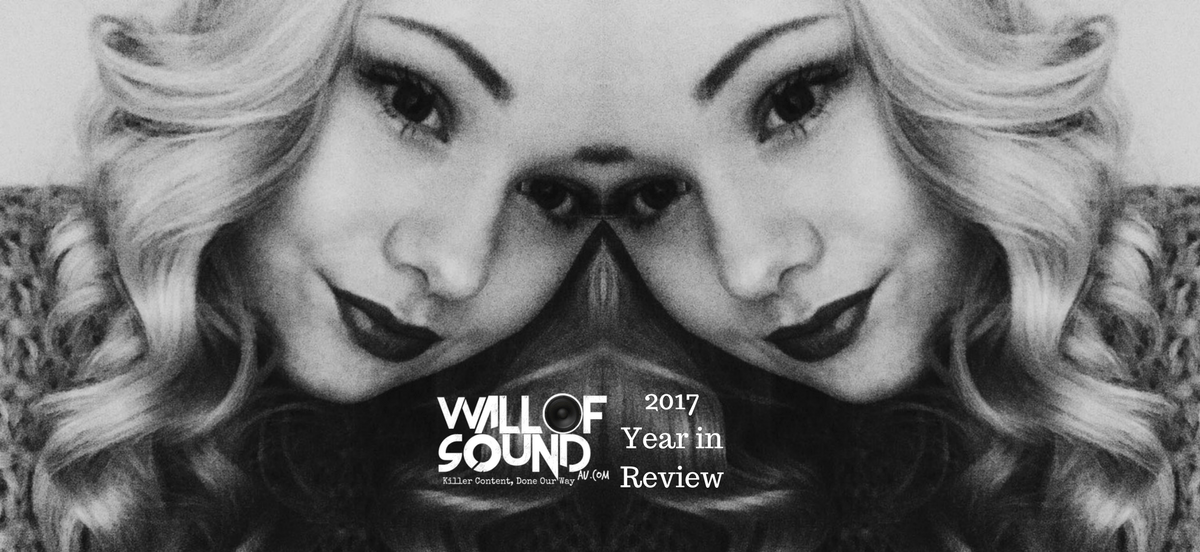 "Wall of Sound presents: ""2017 YEAR IN REVIEW"" - by Wall of Sound Photographer Candace Krieger"