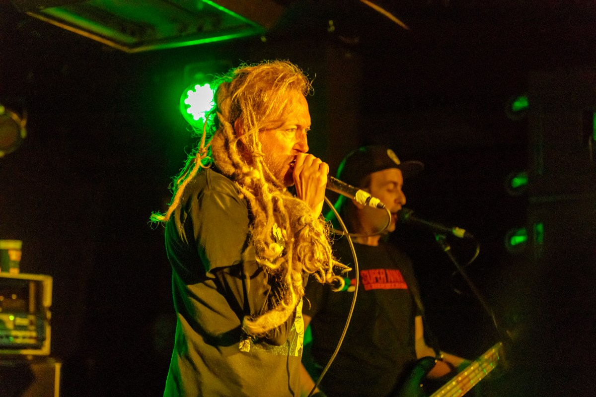 Frenzal Rhomb - Gig Review & Photo Gallery 19th January @ Brisbane Hotel, Hobart TAS