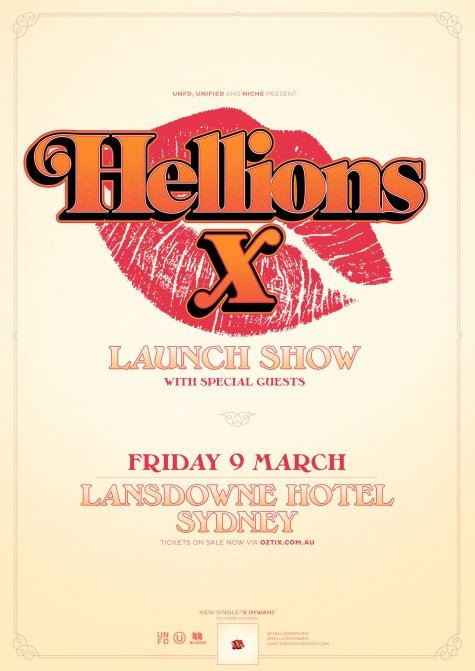 hellions x show