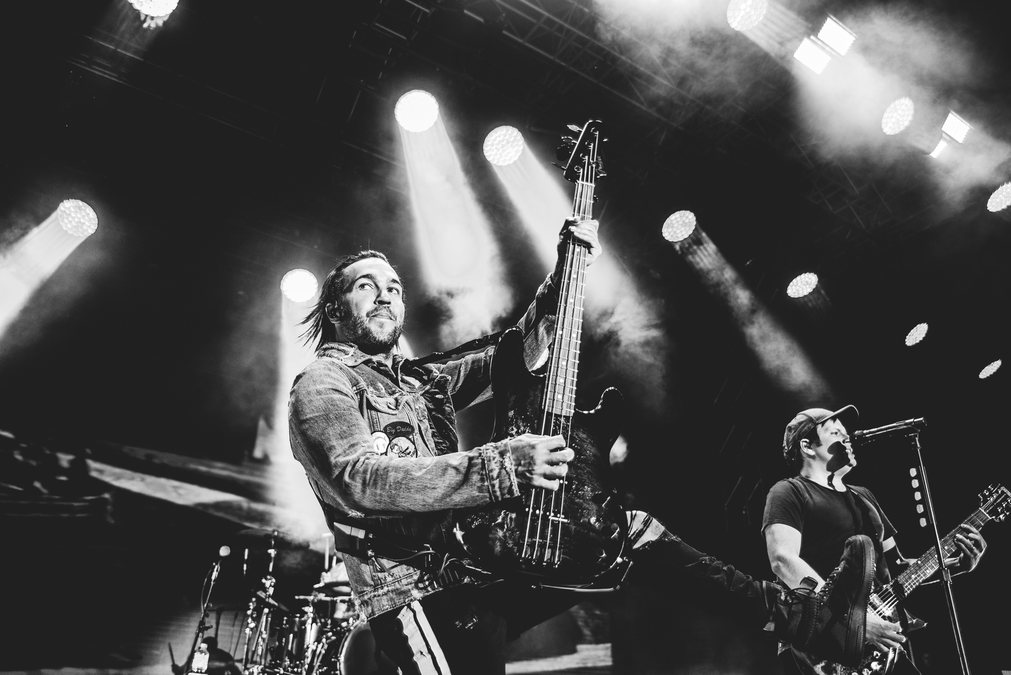 Fall Out Boy – Brisbane Riverstage 280218 (8 of 17)