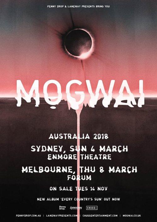 mogwai aus 2018