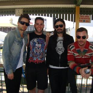 30 Seconds to Mars - Soundwave 2011