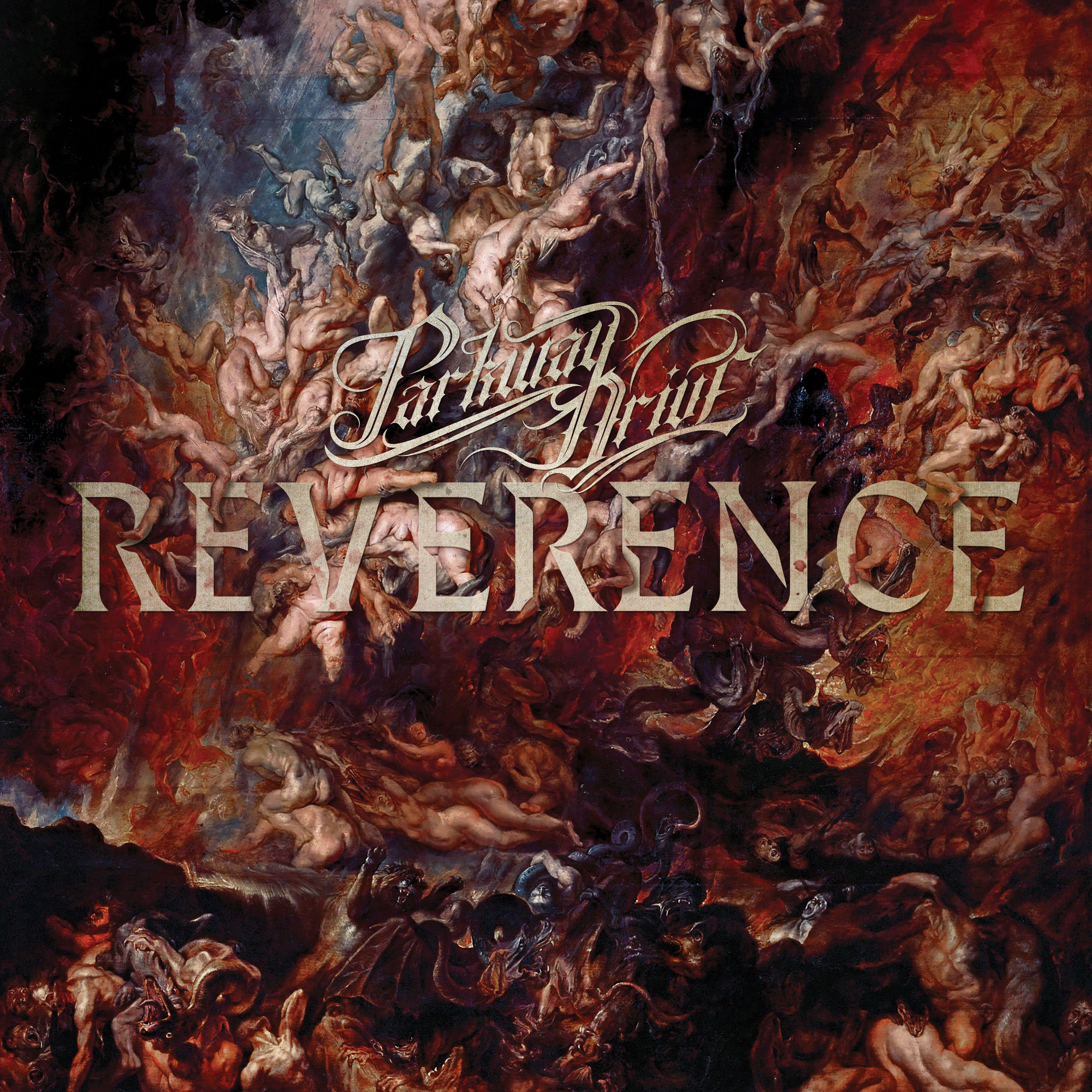 Parkway Drive – Reverence album cover
