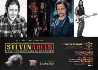 Steven Adler - Aus Tour