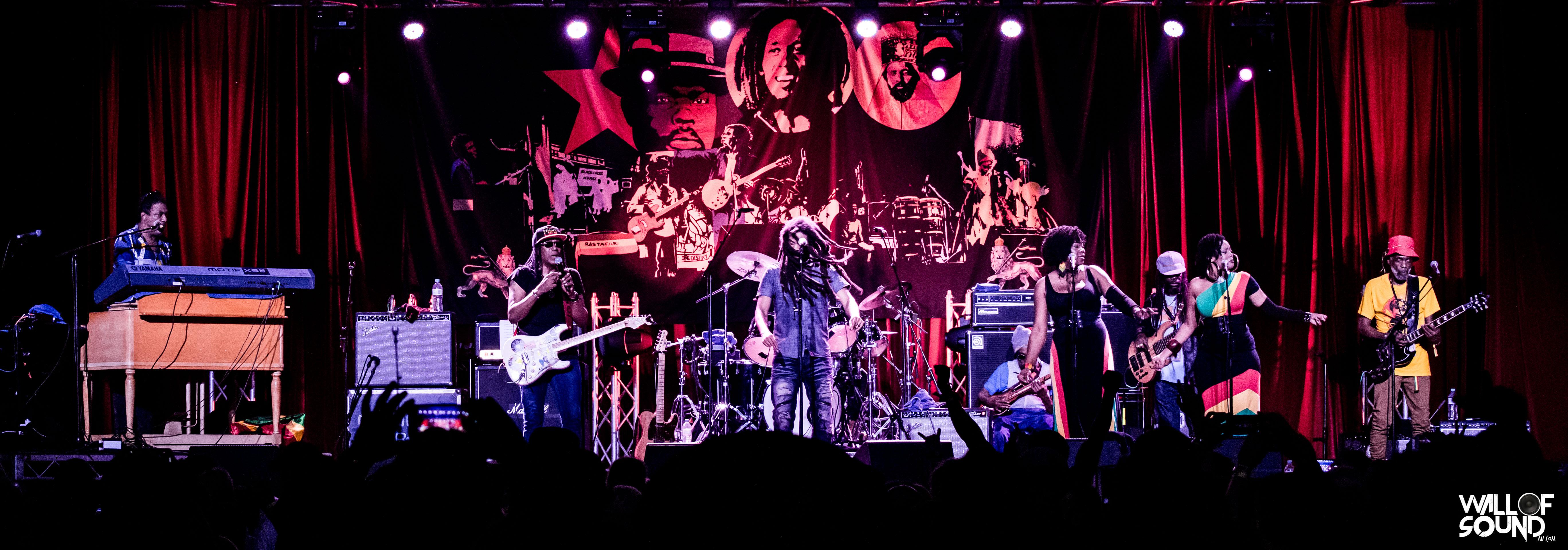 The Wailers @ Bluesfest 18-1