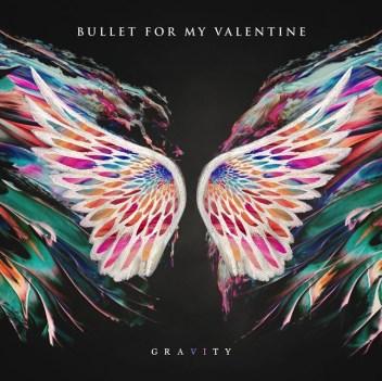 bullet for my valentine - gravity album cover
