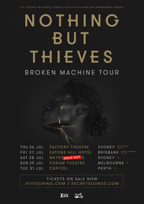 nothing but thieves tour
