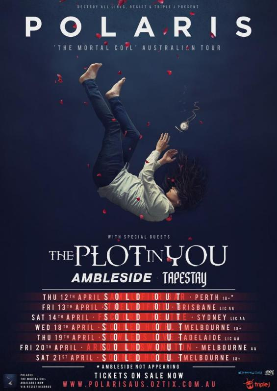 polaris sold out tour