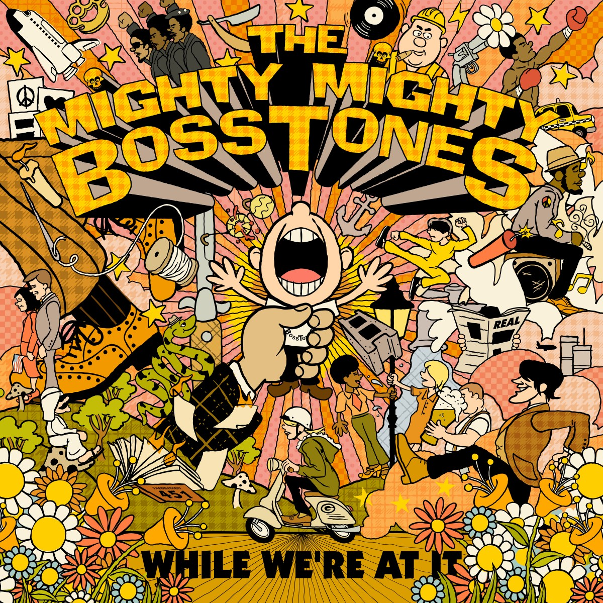 The Mighty Mighty Bosstones - While We're At It (Album Review)