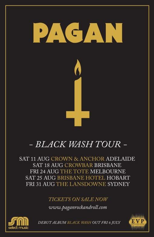 pagan tour