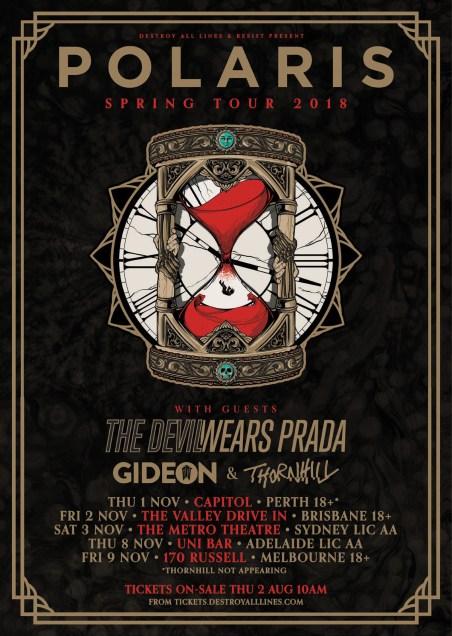 Polaris Spring Tour