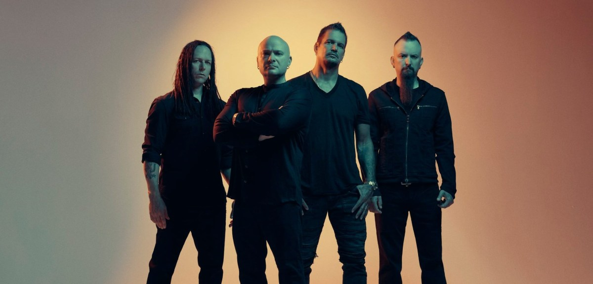 Disturbed want YOU to pick the first single off their new album
