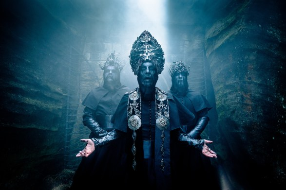 Behemoth - Photo by Grzegorz Gołębiowski