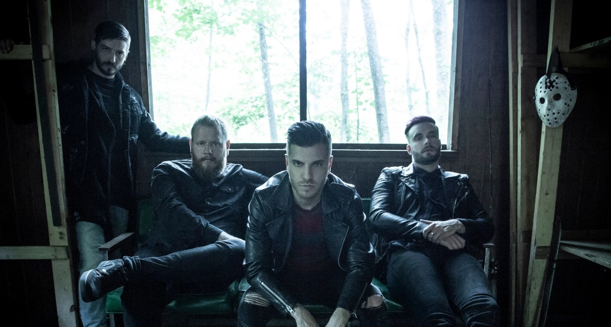 Spencer Charnas - Ice Nine Kills 'Thrills, Chills and Silver Scream Spills'