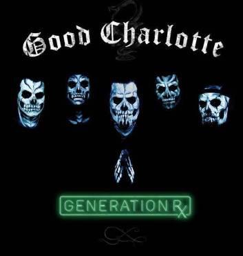 good charlotte generation rx album