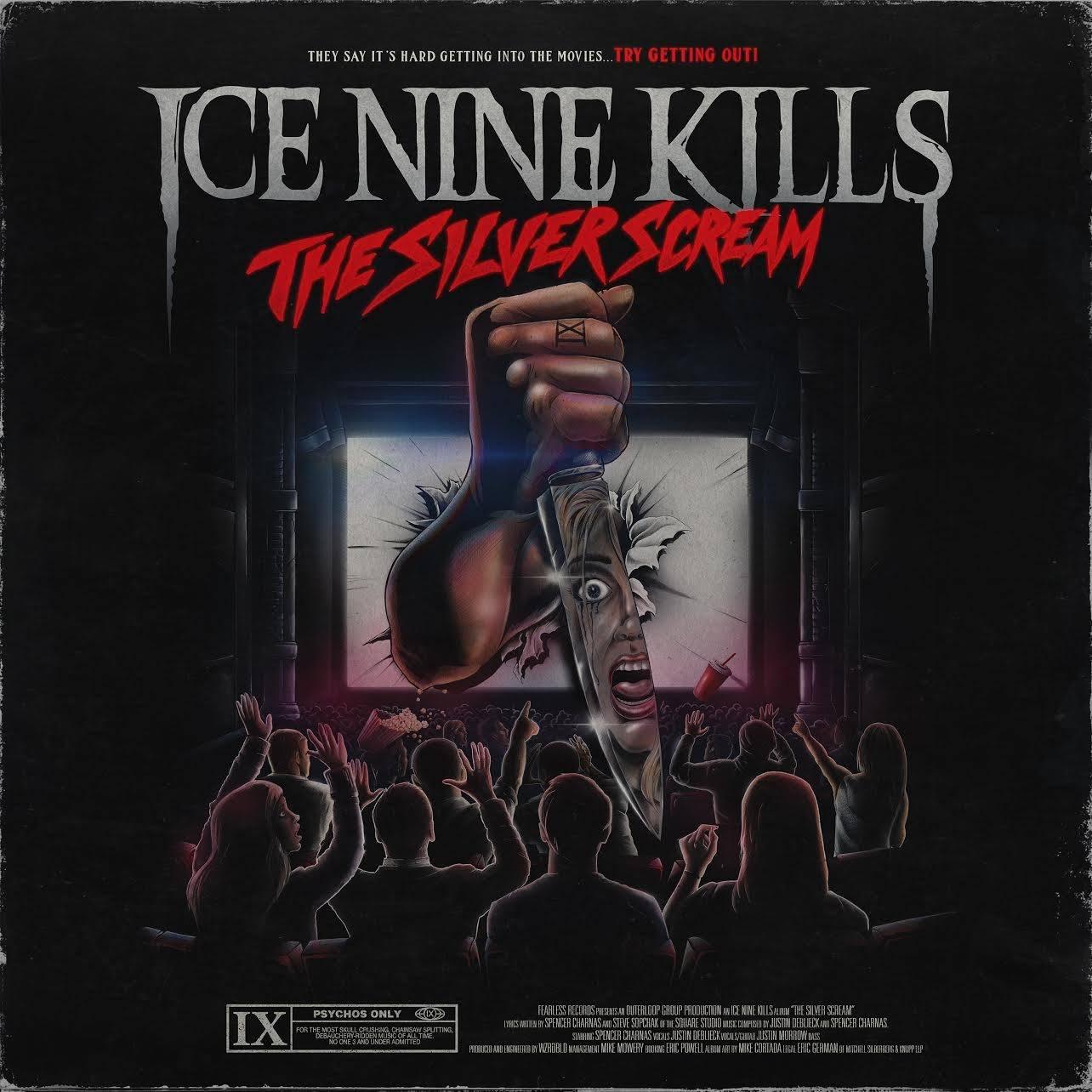 ice nine kills – the silver scream