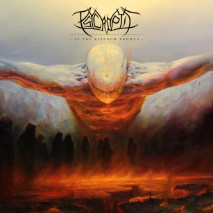 Psycroptic - as the kingdom drowns album cover