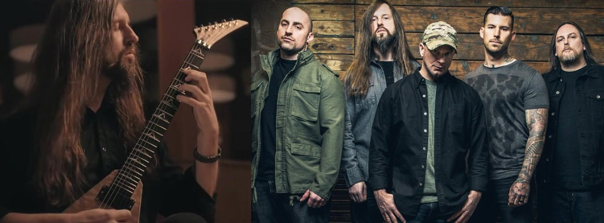 All That Remains founding guitarist Oli Herbert has died