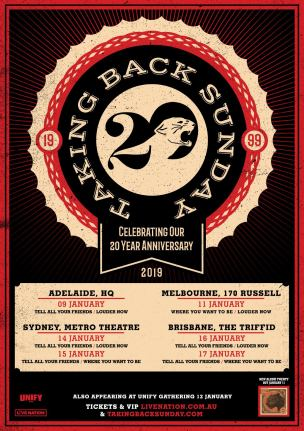 taking back sunday 2019 tour