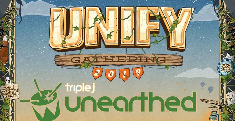 Calling All Unsigned VIC Bands; Wanna Play UNIFY Gathering?