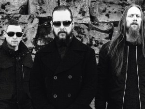 Emperor band Ihsahn, Samoth, Trym