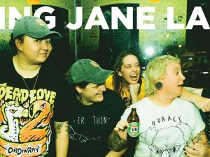 Being Jane Lane band
