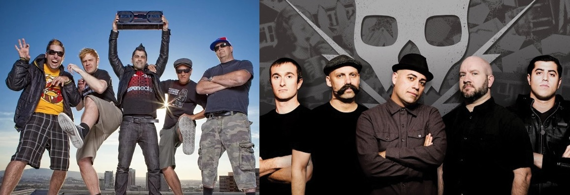 Zebrahead and Death By Stereo announce Double Headline Tour