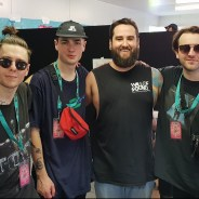Browny with Boston Manor