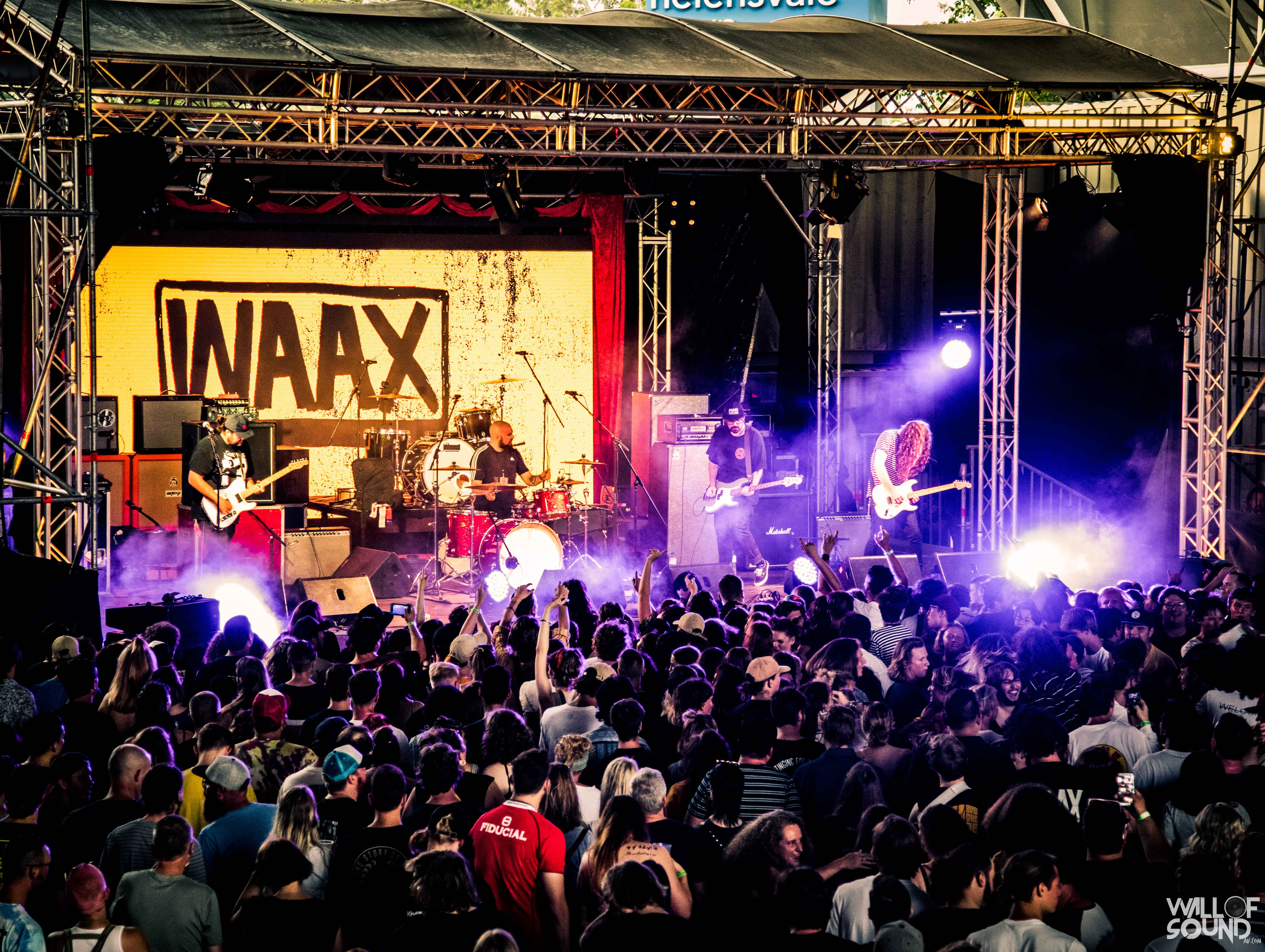 Best Night Ever Waax-1