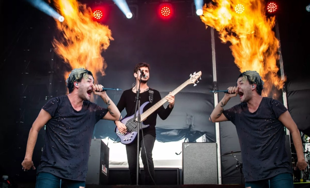 "Marcus Bridge reckons we can ""Absolutely"" expect double the screaming on Northlane's next album"