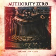 authority zero album