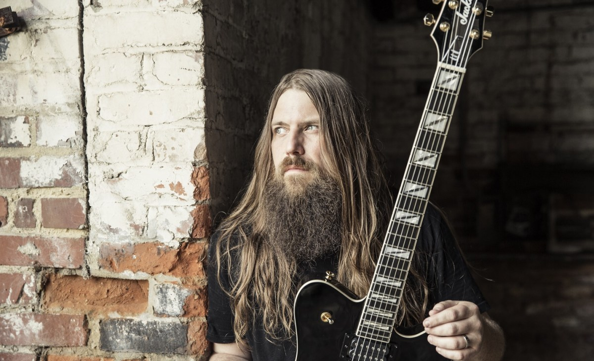 Lamb of God's Mark Morton announces solo collaborative album 'Anesthetic' featuring a STACK OF GUESTS!!!