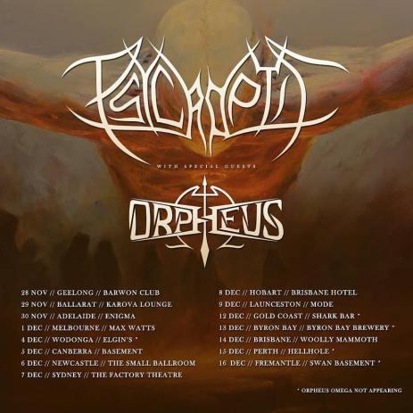 psycropitc tour