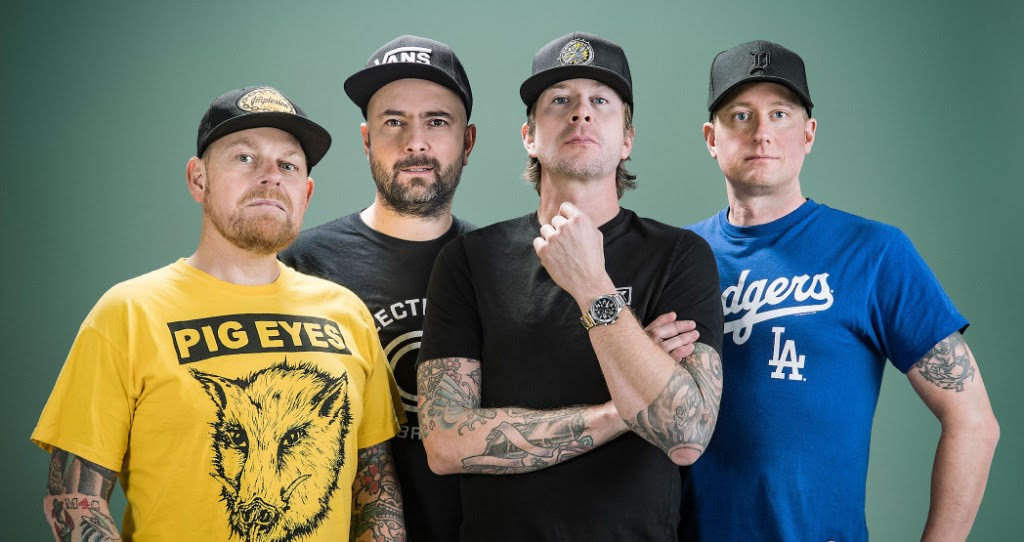 Millencolin announce co-headline tour with Goldfinger