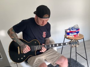 weet-bix theme rock cover liam hennessy